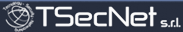 TSecNet logo