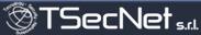 TSecNet logo
